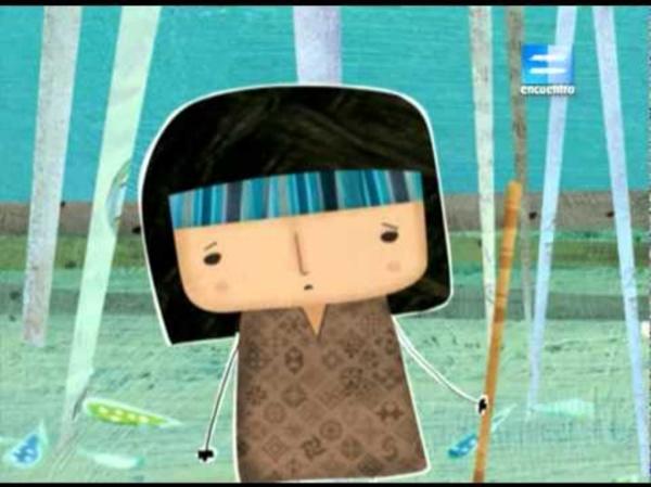 Cuentos para no dormirse: El nahuel y el hombre perdido (leyenda mapuche)