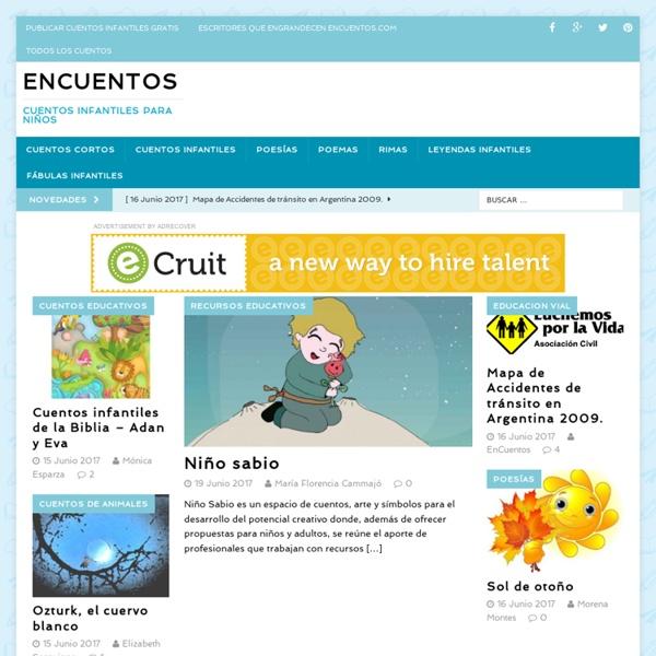 Cuentos infantiles. Publica Cuentos para niños. Leyendas