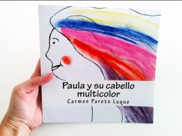 CUENTOS INFANTILES - Paula y su pelo multicolor