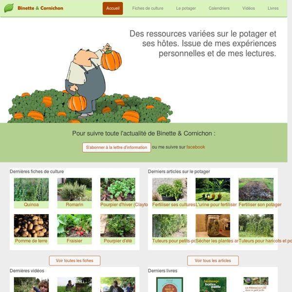 Binette-et-cornichon.com, à vos bêches moussaillons !