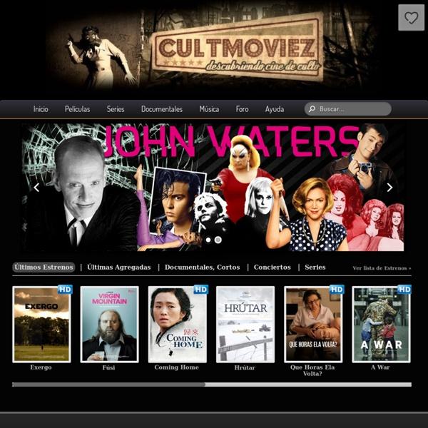 CultMoviez - Ver las mejores películas online gratis subtituladas.