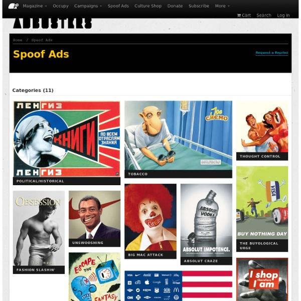 Spoof Ads