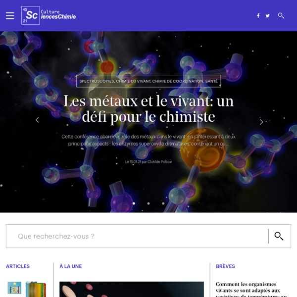 CultureSciences-Chimie