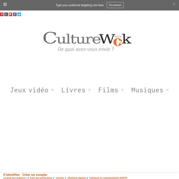 CultureWok - CultureWok