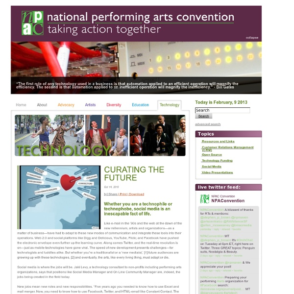 Nation Performing Arts Convention