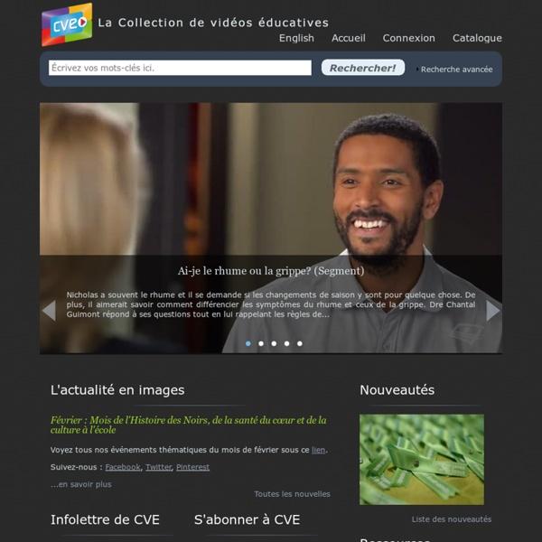 La Collection de vidéos éducatives