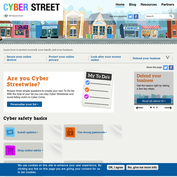 Protect your home or business from cyber crime