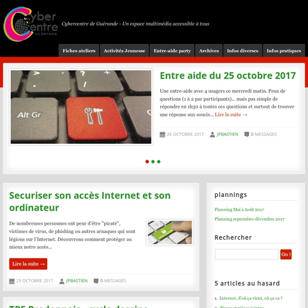 Cybercentre de Guérande