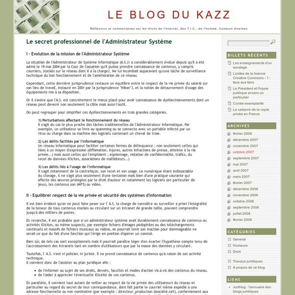 Cybersurveillance-secret-administrateur-reseau - Le Blog du Kazz