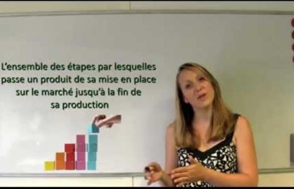 Vidéo : Le cycle de vie du produit [Les jeudi d'Emilie]