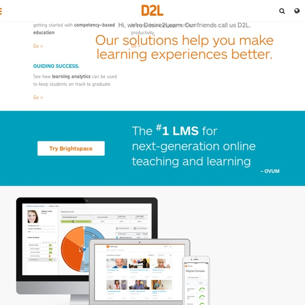 The easy, flexible, and smart LMS