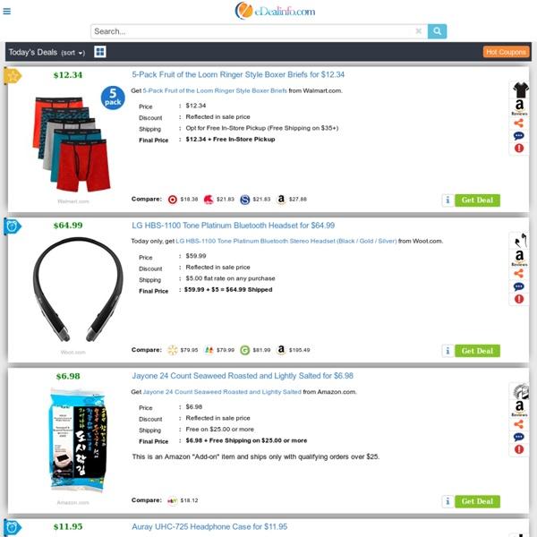 deals daily online