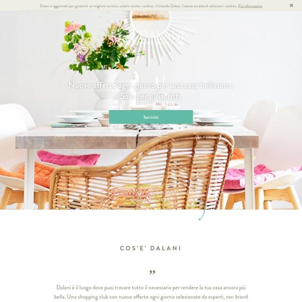 Home & Living - Arredamento e design online