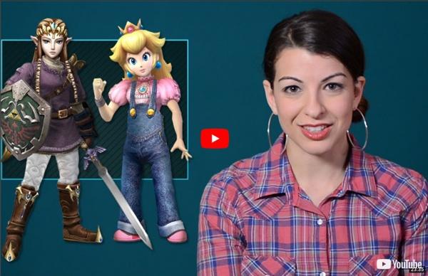 Damsel in Distress Part 1 Tropes vs Women in Video Games