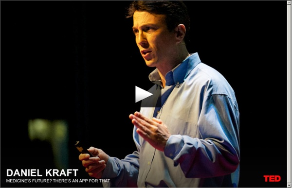 Daniel Kraft: Medicine's future? There's an app for that