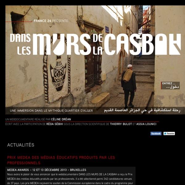 Dans les murs de la Casbah