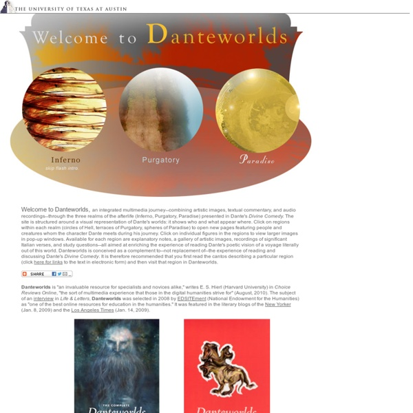 Danteworlds