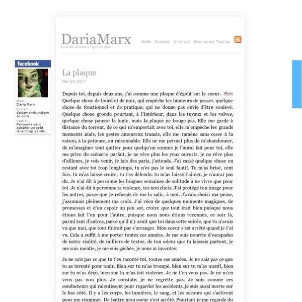 DariaMarx