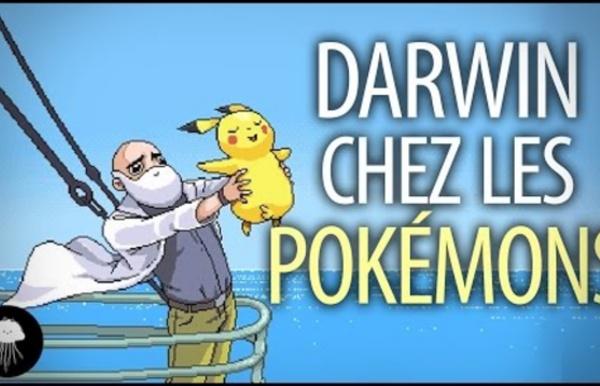 Darwin chez les Pokémons- DBY #7