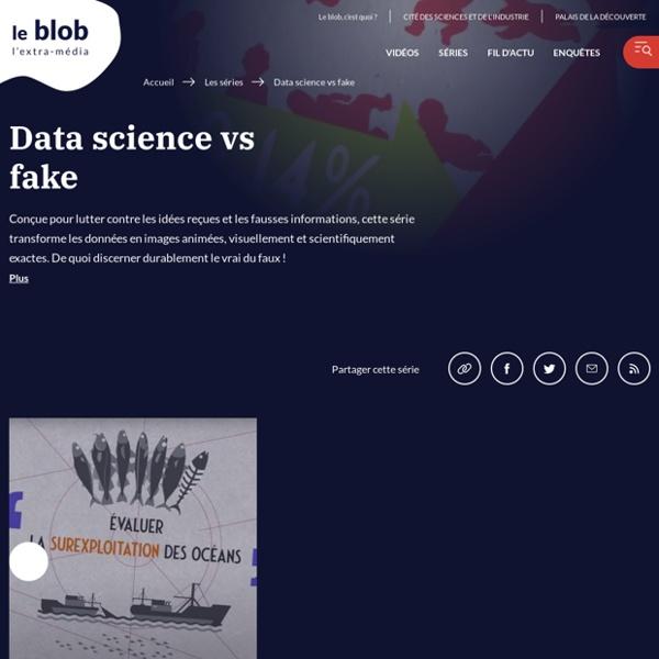 Data science vs fake