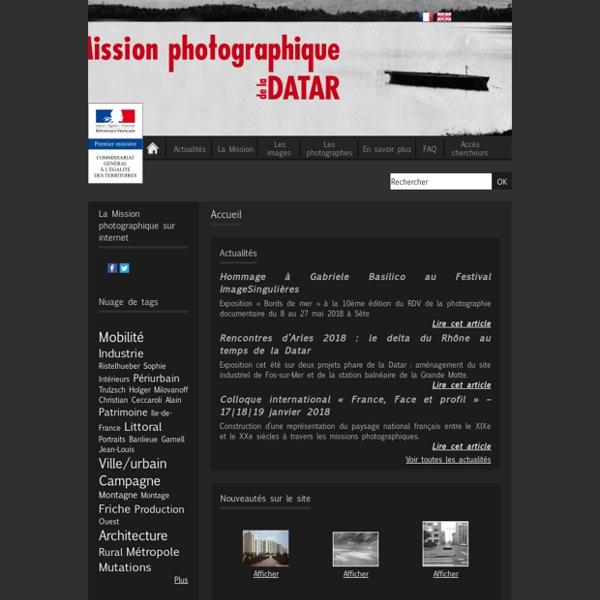 Datar - Mission photographique