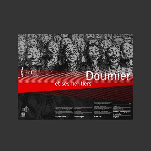 Expo virtuelle BNF - Daumier et ses héritiers