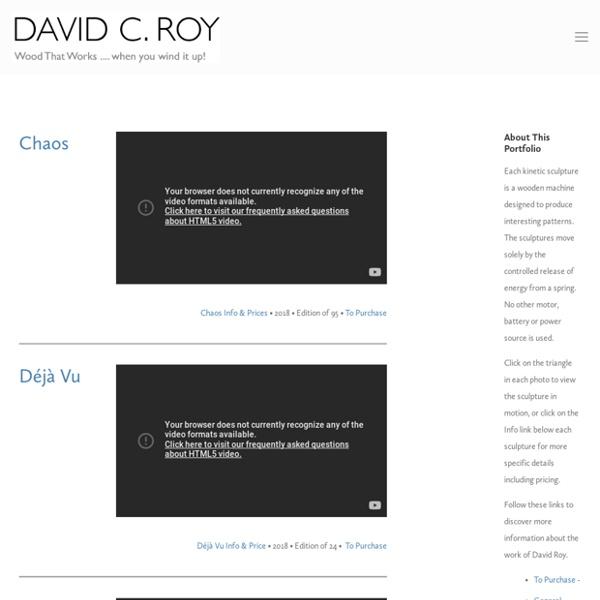 David C. Roy