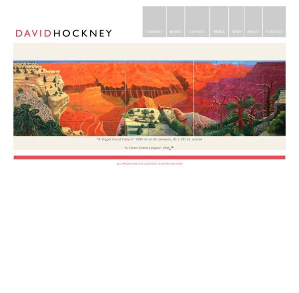 DAVID HOCKNEY: HOME