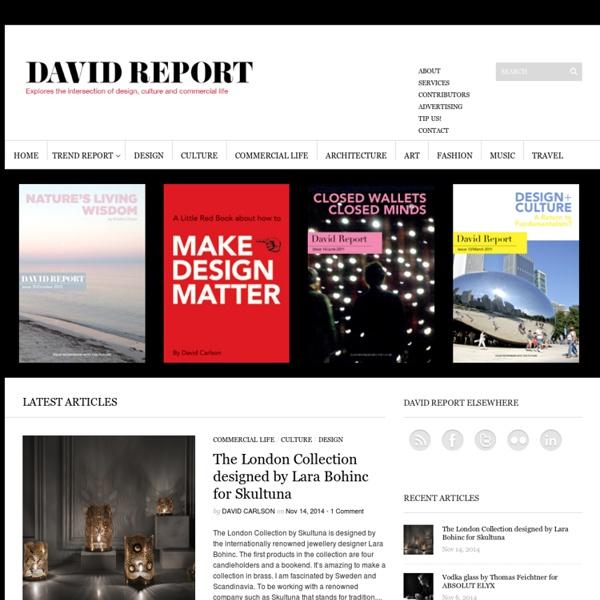 David Report