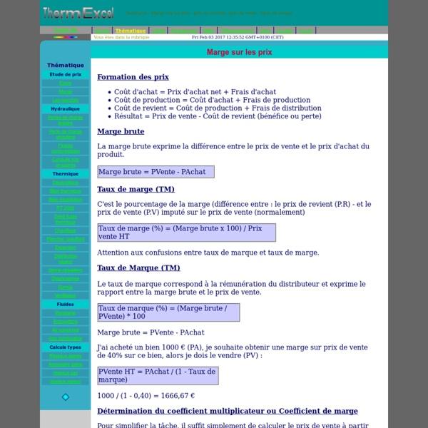 Calculs : Etude de prix, déboursé, devis, marges, facture, factures, facturation, vente, batiment, excel