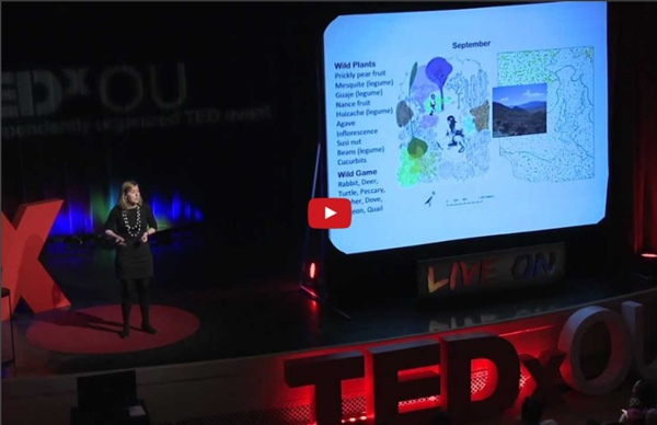 Debunking the paleo diet: Christina Warinner at TEDxOU