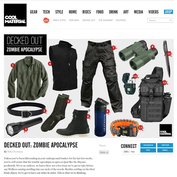 Decked Out: Zombie Apocalypse