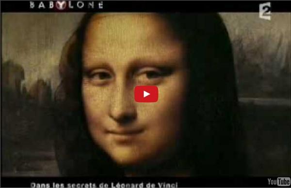 Decoder les Oeuvres de Leonard de Vinci - partie 1