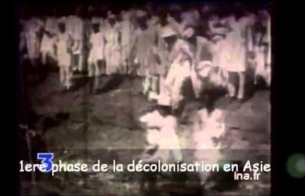 3° - Les décolonisations dans le monde