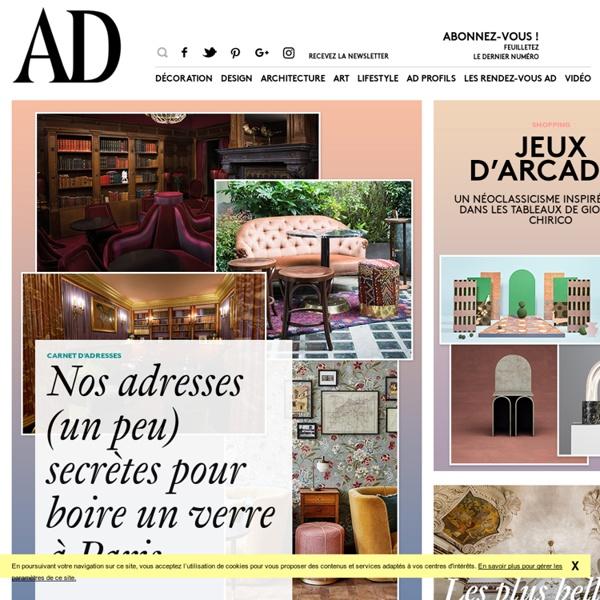 AD : deco, design