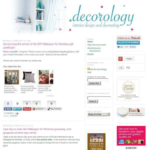 Decorology