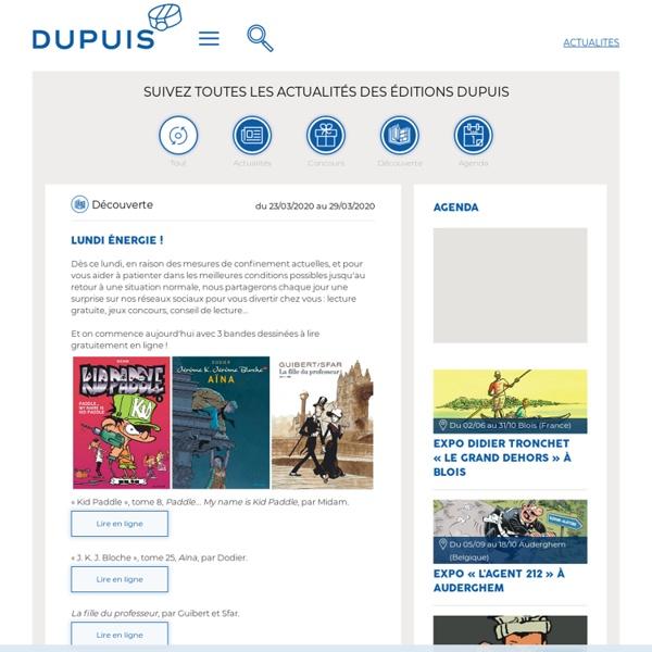 Dupuis : BD