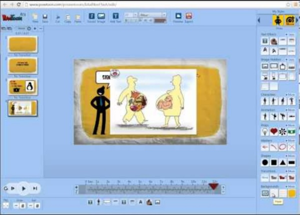 Découvrez comment faire une vidéo de type dessin animé avec powtoon