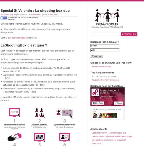 N'hésitez plus, soyez PretaTroquer !Troc Party – PretaTroquer.fr – Organisation Troc Party – Troc vetements