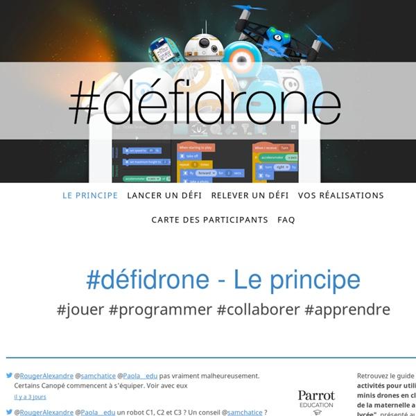 #défidrone