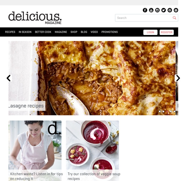 Recipes. Free recipes. Find a recipe for every occasion.
