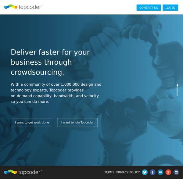 TopCoder,Inc.