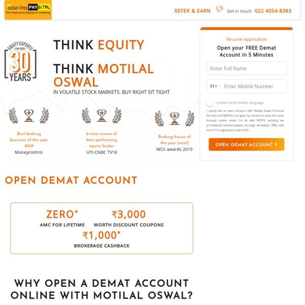 How To Open Demat Account Online