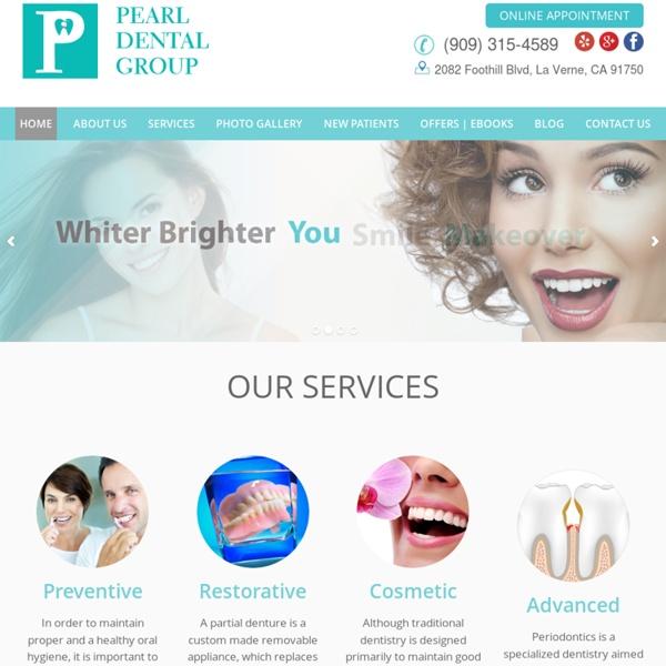 Your Dentist in La Verne, CA