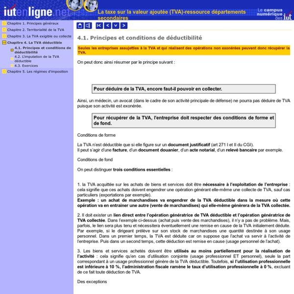 La Taxe Sur La Valeur Ajoutee Tva Ressource Departements