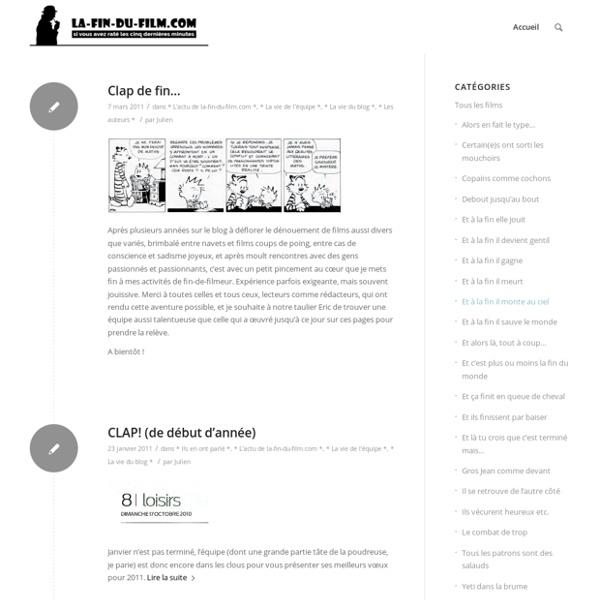 La-fin-du-film.com