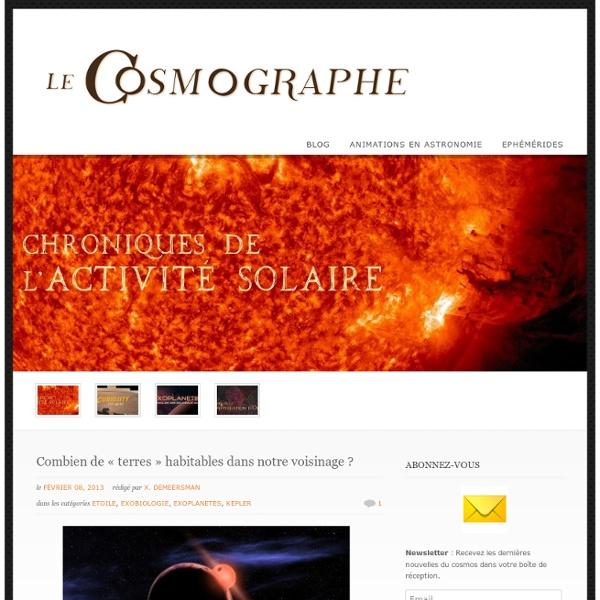Le Cosmographe