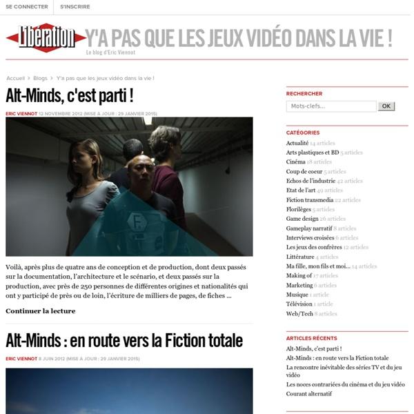 Eric Viennot : Journaliste spécialisé (Libération)