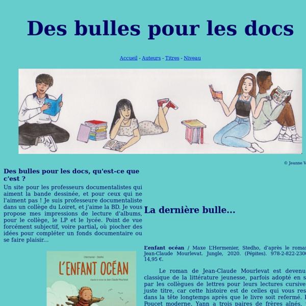Des Bulles pour les Docs