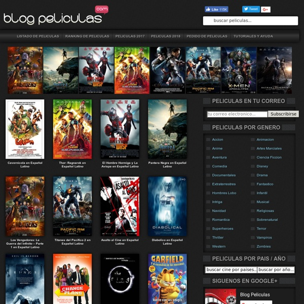Descargar Peliculas Gratis En Español Latino - Bajar Peliculas Gratis - Ver Peliculas Online